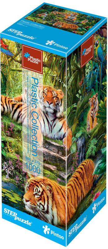 Step Puzzle Пазл для малышей Тигры -