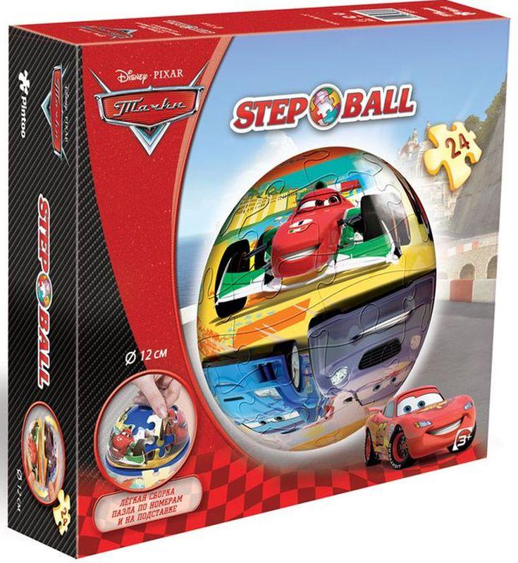 Step Puzzle Пазл для малышей Тачки 98100, Степ Пазл ЗАО (Россия), Обучение и развитие  - купить со скидкой