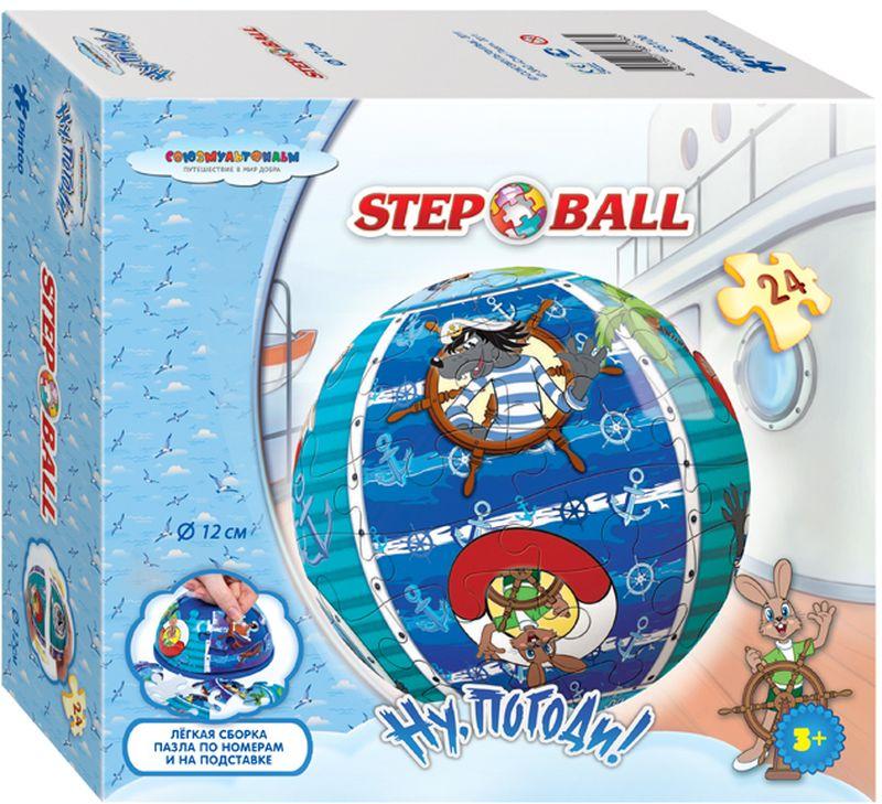 Step Puzzle Пазл для малышей Ну,погоди! 98106 step puzzle кубики ну погоди