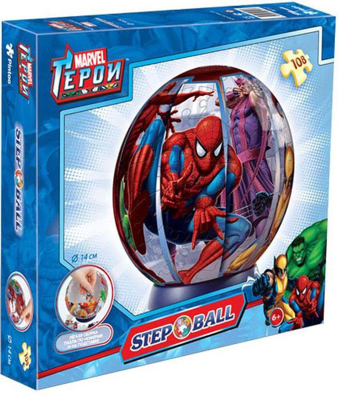 Step Puzzle Пазл ГероиMarvel 98117 108 элементов