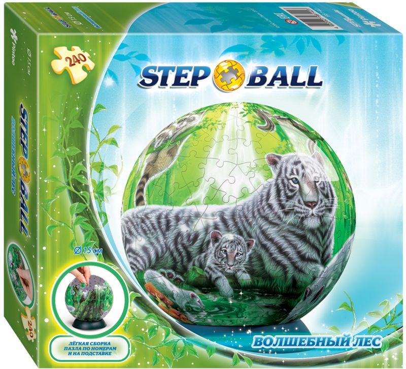 Step Puzzle Пазл для малышей Волшебный лес -