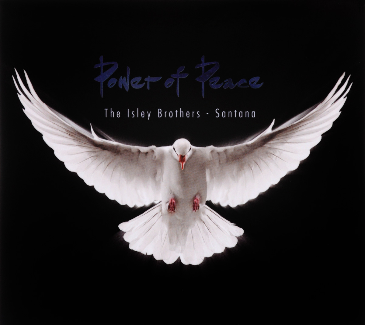 Карлос Сантана,The Isley Brothers The Isley Brothers & Santana. Power Of Peace карлос сантана santana ultimate santana