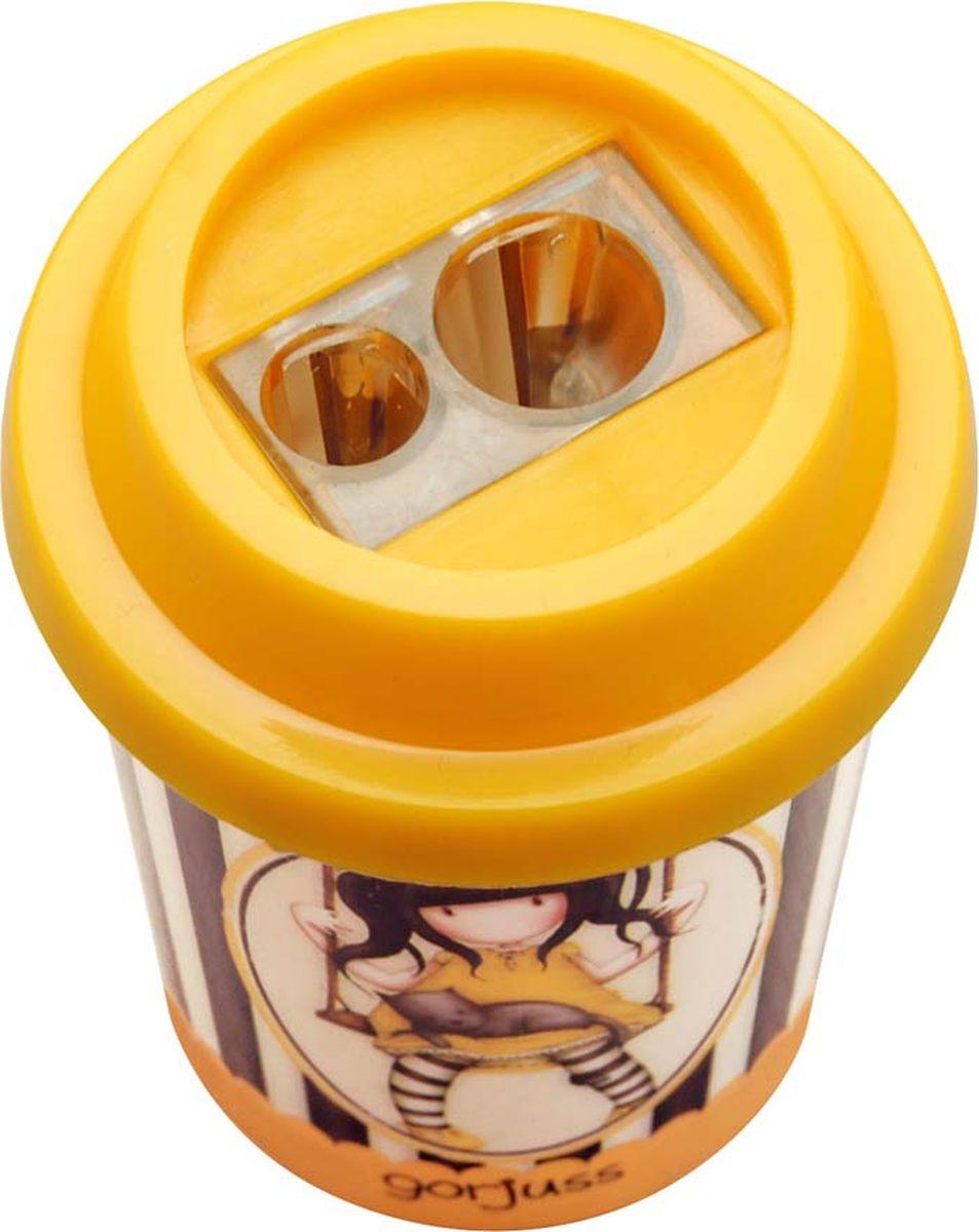 Santoro Набор канцелярский Ruby Yellow 2 предмета