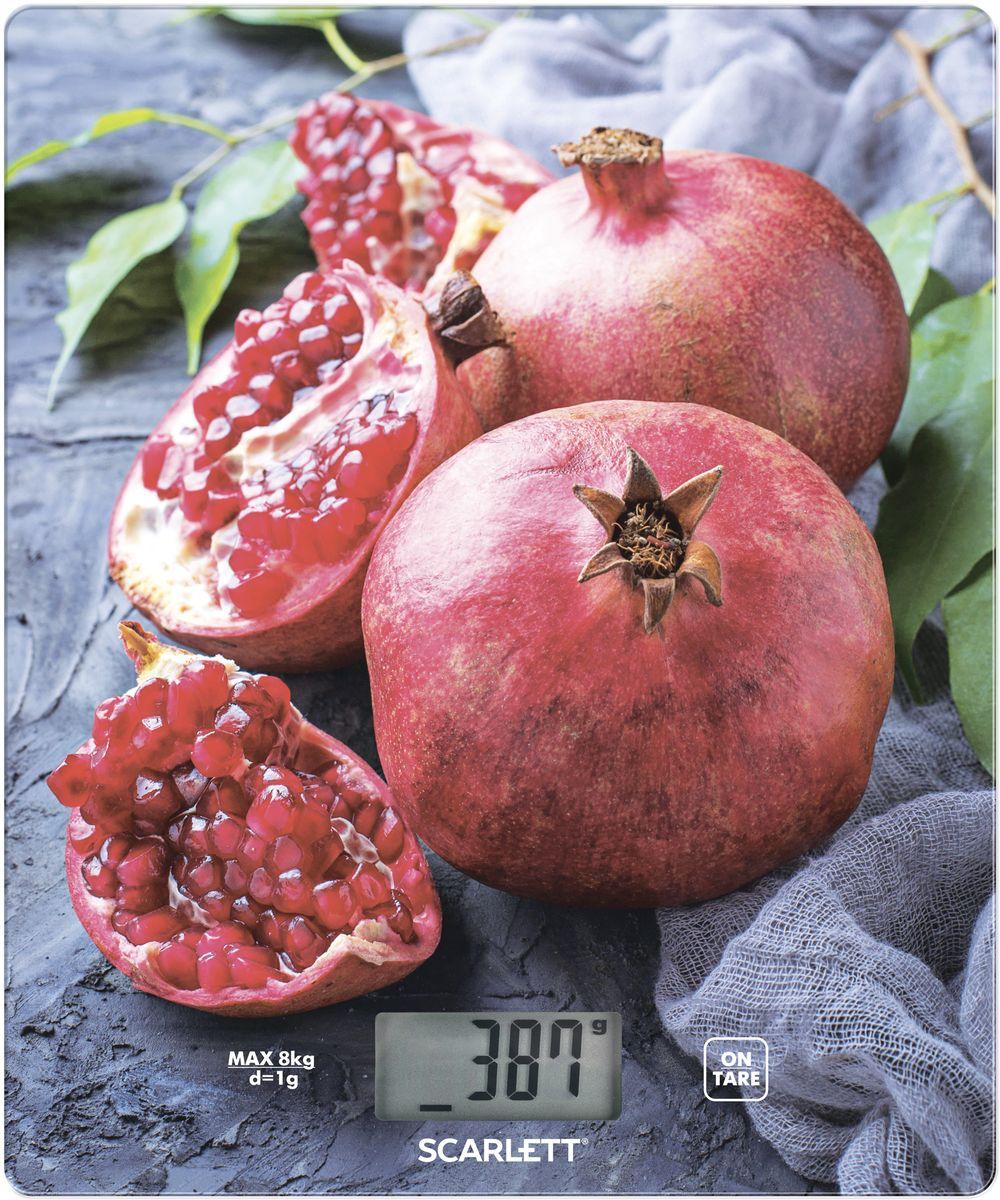 Scarlett SC-KS57P30 кухонные весы - Кухонные весы