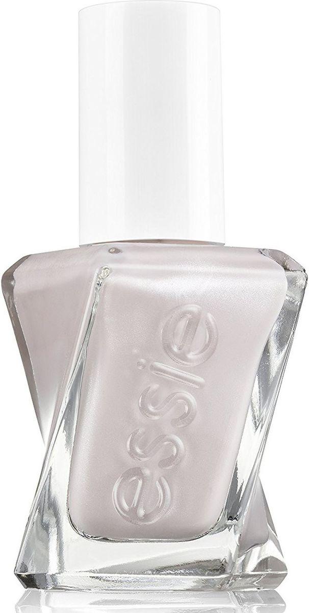 Essie Гель-кутюр лак для ногтей, оттенок 90, 13,5 млB2774400Сделать идеальный маникюр стало гораздо проще, используя гель-лак для ногтей от Essie. Насыщенный оттенок90 Идеальный крой и новое верхнее покрытие Топ-коат позволяют создать невероятный блеск благодаря технологии Pro-platinum. Спиралевидная широкая кисточка удобна в использовании – она покрывает весь ноготь и обеспечивает ровное нанесение лака, который держится до 12 дней. Оттенок Идеальный крой – настоящая жемчужина в нежной пудровой палитре. Бесконечно элегантный серо-бежевый цвет дополнен микроскопическим глиттером, создающим мягкое сияние.