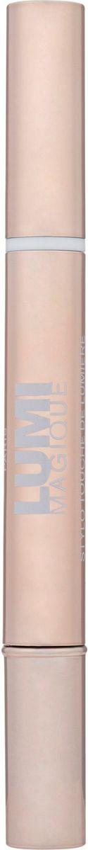 LOreal Paris Хайлайтер Lumi Magique, Магия Света, оттенок 01, светлый, 1,8 млA6052651Хайлайтер Lumi Magique скрывает все признаки усталости, темные круги и несовершенства. Уникальный активный ингредиент - Флюид Андерсена, настоящий концентрат жидкого света, дарит коже несравненное естественное сияние. Флюид содержит специальные частички в форме пластинок, имеющие легкий блеск, при нанесении они располагаются радом друг с другом, оптимально отражая свет и улучшая сияние кожи.