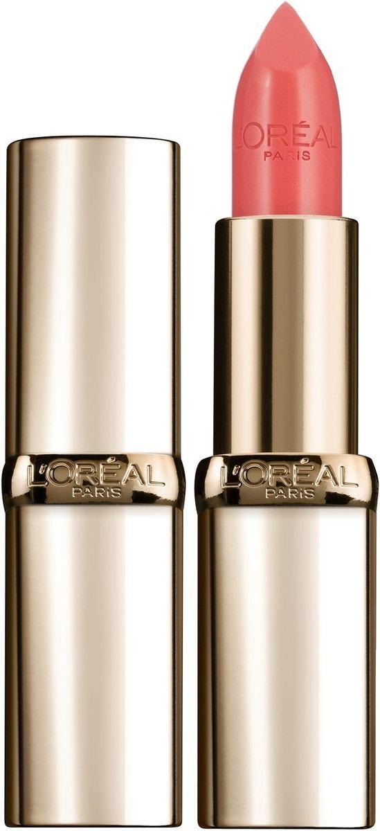 LOreal Paris Губная помада Color Riche, кремовый,оттенок 230, Коралловый показ, 4,5 млA8231156