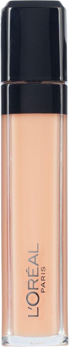 LOreal Paris Блеск для губ Infaillible Безупречный, увлажняющий, кремовый, оттенок 108, Гламурная революции, 8 млA8336600Любые оттенки, любые текстуры, любые образы …Бесконечная палитра оттенков, представленная в четырех текстурах:Нежные кремовые, соблазнительные сверкающие, бархатистые матовые и неоновые для самыхглянцевых губ!Роскошная формула блеска, насыщенная гиалуроновой кислотой, антиоксидантами и витаминамидарит губам превосходное увлажнение и визуально увеличивает их, а моделирующий аппликаторобеспечивает идеальную прорисовку контура губ и комфортное нанесение.Блеск для губ Infaillible Безупречный – это идеальноесочетание формулы, профессионального аппликатораи потрясающей палитры оттенков и текстур.