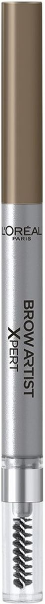 LOreal Paris Механический карандаш для бровей Brow Artist Expert, Оттенок 102, Холодный блондA8997600Механический карандаш для бровей для идеально очерченных бровей любой формы.Как создать идеальные брови: пошаговая инструкция. Статья OZON Гид
