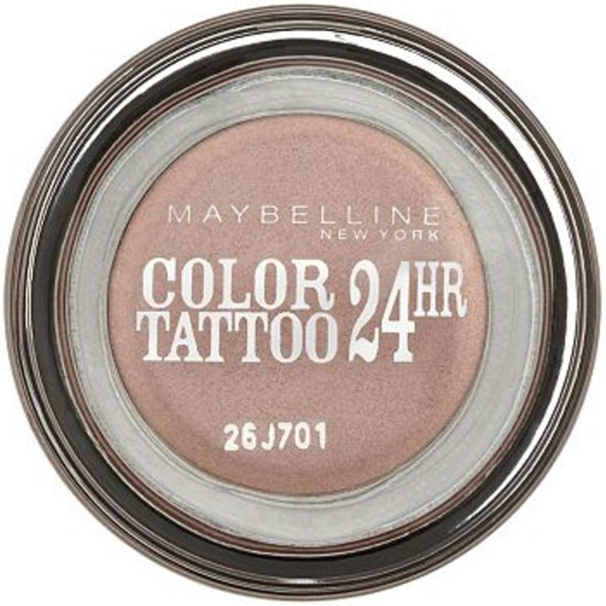 Maybelline New York Стойкие тени для век Color Tattoo 24 часа, оттенок 101 Морозное Дыхание, 4 мл boruit 18 xm l2 powerful led flashlight 5 mode portable tactical flash light waterproof aluminum camping hunting torch lanterna