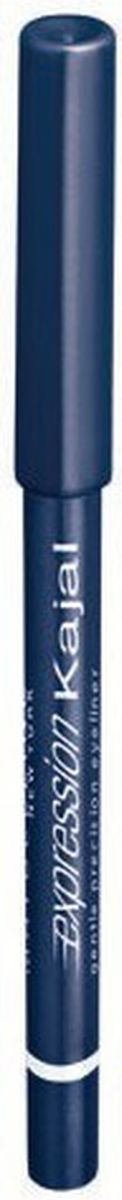 Maybelline New York Карандаш для глаз Expression Kajal, оттенок 36, синий, 1,14 гB1851212Уникальная мягкая водостойкая формула карандаша обеспечивает легкое и тонкое нанесение для стойкого макияжа на весь день. Карандаш для глаз подходит даже для внутренней части века. Создай четкий контур для выразительных глаз! 9 оттенков