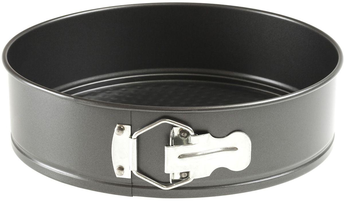 Форма для выпечки MoulinVilla, разъемная, диаметр 24 х 7 см держатель для ножей moulinvilla универсальная подставка для ножей moulinvilla