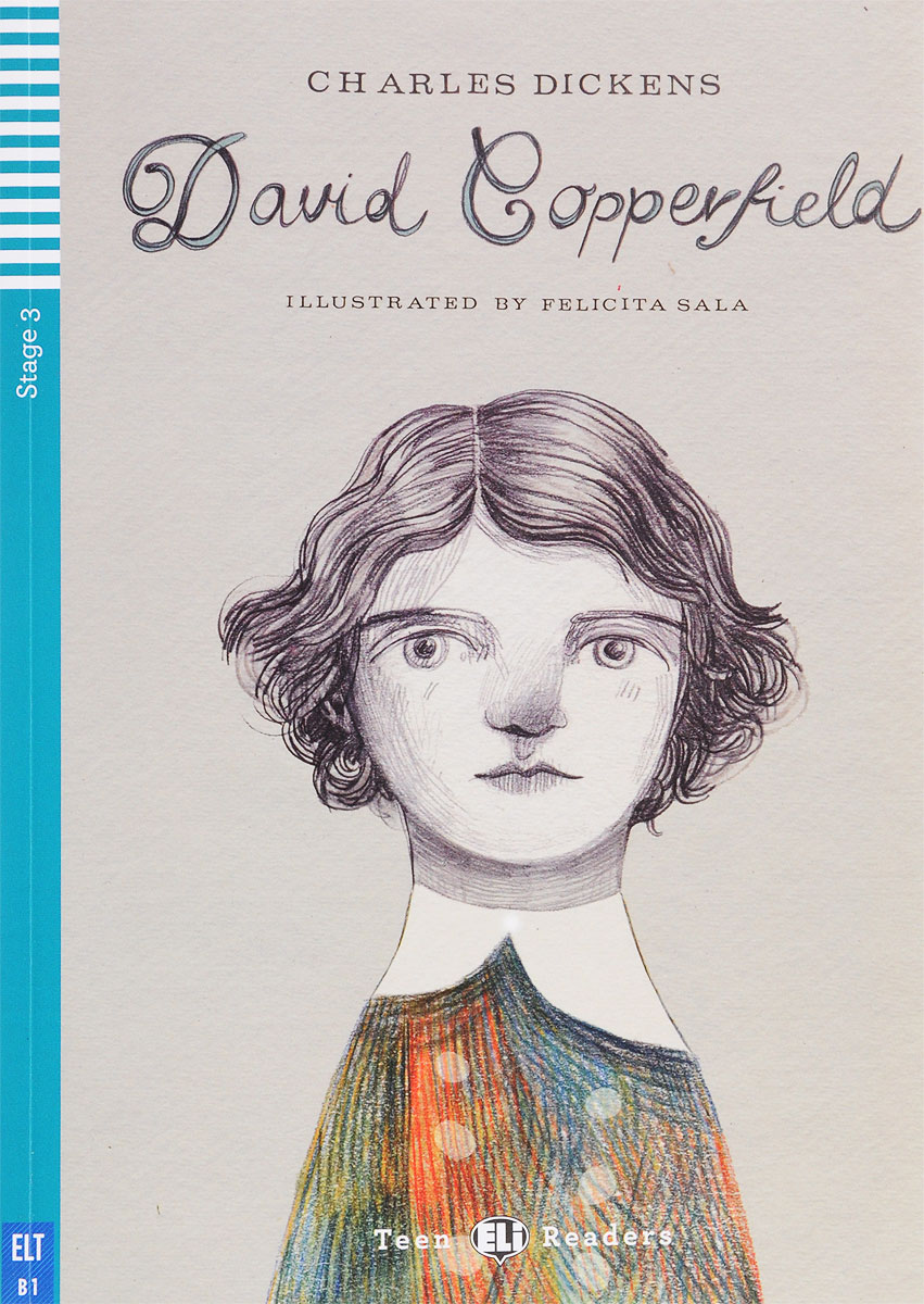 все цены на David Copperfield: Stage 3 Intermediate (+ CD) онлайн