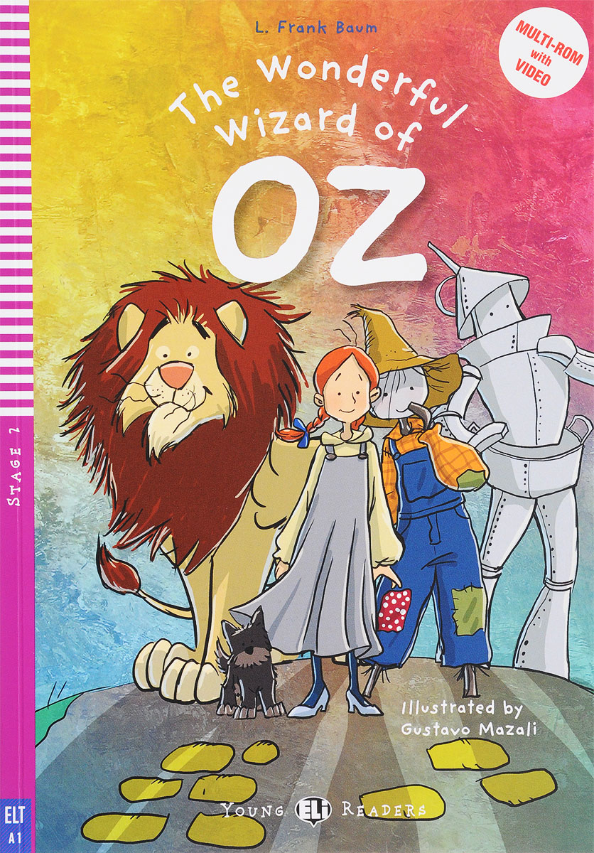 The Wonderful Wizard of Oz: А1 (+ Multi-ROM)