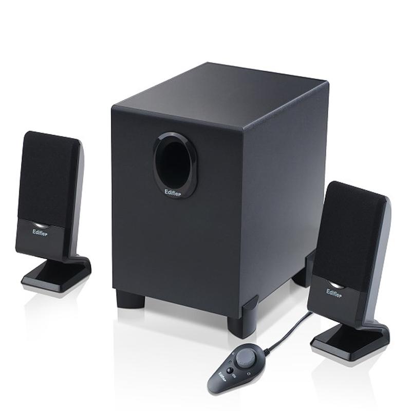 Edifier M1350, Black акустическая система - Колонки для компьютера