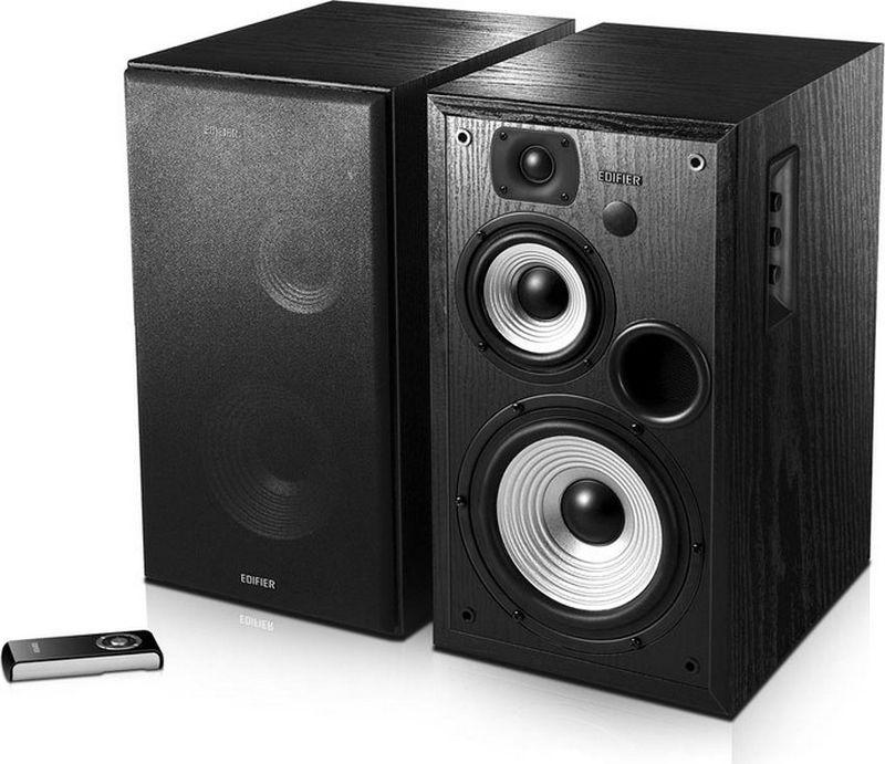 Edifier R2700, Black акустическая системаR2700 BlackКолонки Edifier R2700 Black Сателлиты по 64 Вт