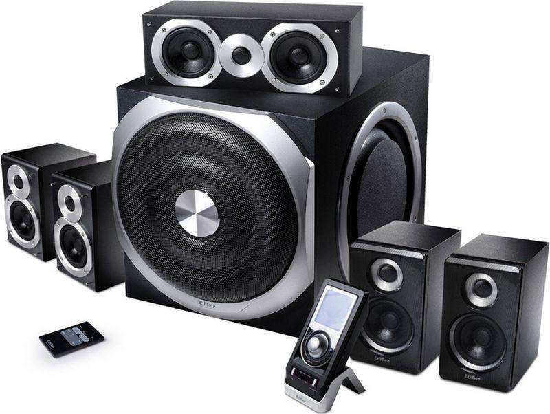 Edifier S550 Encore, Black акустическая система дешевый