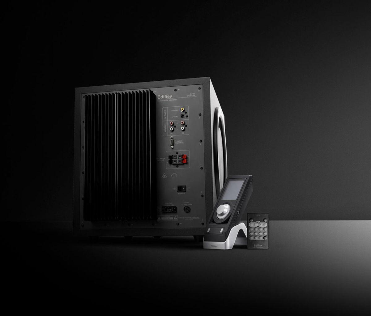 Edifier S730, Blackакустическая система
