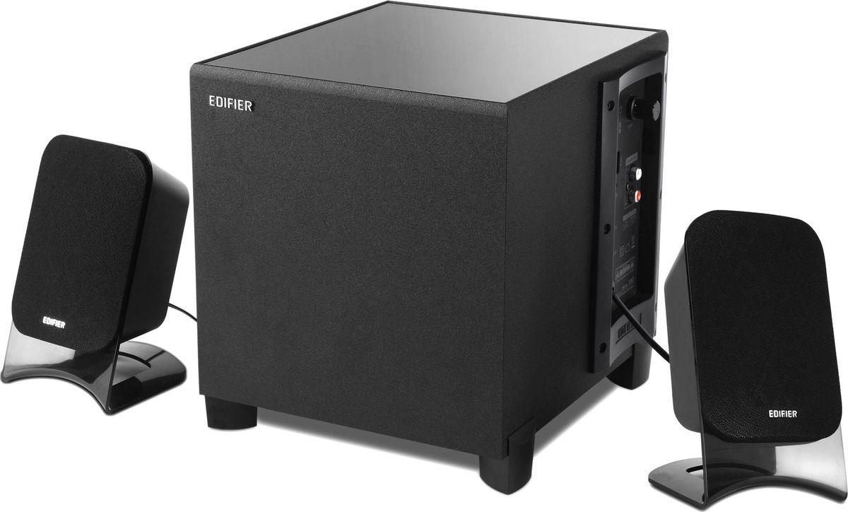 Edifier XM2BT, Black акустическая системаXM2BT BlackEdifier XM2BT - компактный мультимедийный центр с SD/USB/Bluethooth. Имеет неожиданно глубокий бас оригинального 4-х дюймового сабвуфера. Комфортное управление системой с удобного дистанционного пульта.Оригинальное решение сателлитов позволило в компактном размере добиться максимально громкого звука. Специально подобранный композитный пластик сводит к минимуму паразитные резонансы. Широкополосные динамики заполняют пространство вокруг себя плотным звуком. Наклон фронтально поверхности направляет звук прямо на уши.Детально рассчитанный корпус из MDF с 4-х дюймовым сабвуфером и однонаправленным фазоинвертором, предлагают эффективное решение в компактном размере.C XM2BT вы сможете не задумываться о выборе источника любых музыкальных композиций – подключайте любые SD, USB накопители или используйте Bluetooth или AUX.
