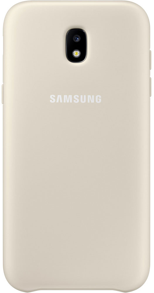 Samsung Dual Layer Cover чехол для Galaxy J5 (2017), Gold