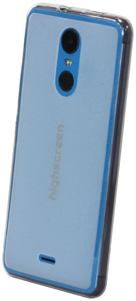 Highscreen чехол для Fest XL/XL Pro, White (силикон)4607160936215Силиконовый чехол Highscreen для Fest XL/XL Pro надежно защищает ваш смартфон от внешних воздействий, грязи, пыли, брызг. Он также поможет при ударах и падениях, не позволив образоваться на корпусе царапинам и потертостям. Чехол обеспечивает свободный доступ ко всем функциональным кнопкам смартфона и камере.