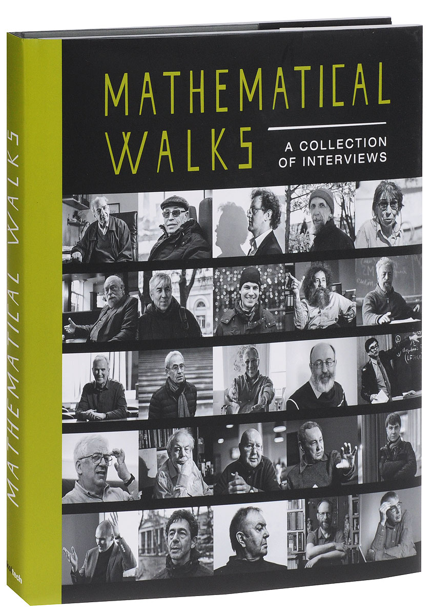 Mathematical Walks: A Collection of Interviews 30pcs in one postcard take a walk on the go dubai arab emirates christmas postcards greeting birthday message cards 10 2x14 2cm