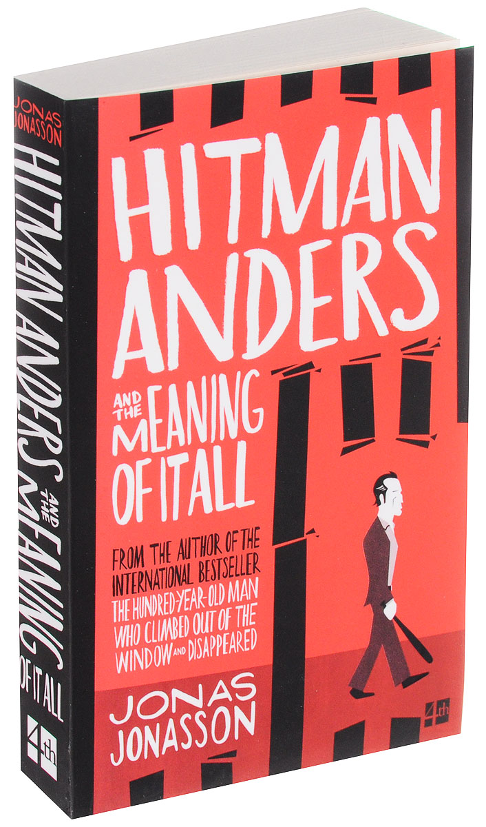 Hitman Anders and the Meaning of It All frank lloyd wright and the meaning of materials
