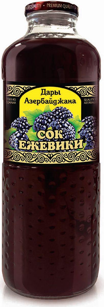 Дары Азербайджана сок ежевики, 1 л дары кубани нектар дары кубани апельсиновый 1л