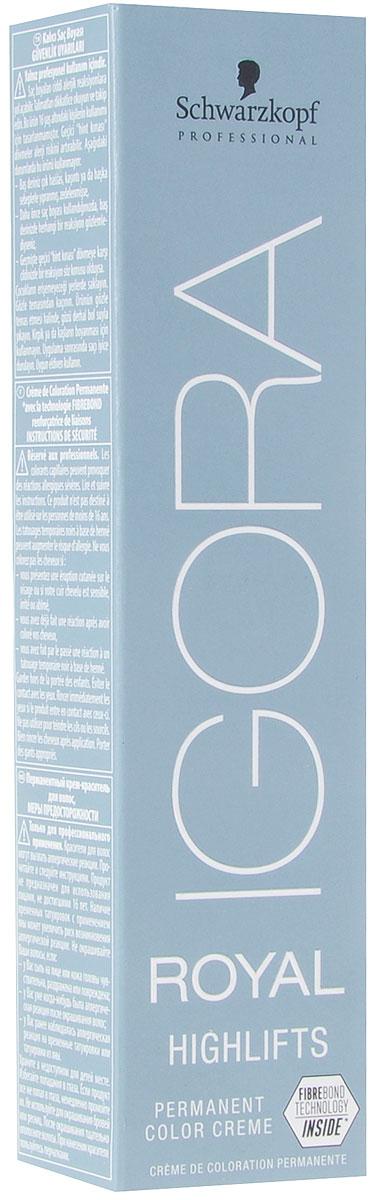 Igora Royal Краска для волос 12-19 специальный блондин сандрэ фиолетовый 60 мл766525Ощутите роскошь жемчуга от блестящей платины до светящихся тонов блонд. Предложите Вашим клиентам великолепные пастельные оттенки и тонирование для предварительно осветленных или обесцвеченных волос. Цвет: специальный блондин сандрэ фиолетовый.