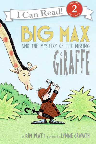 Big Max & the Mystery of Missing Giraffe (Level 2) big max