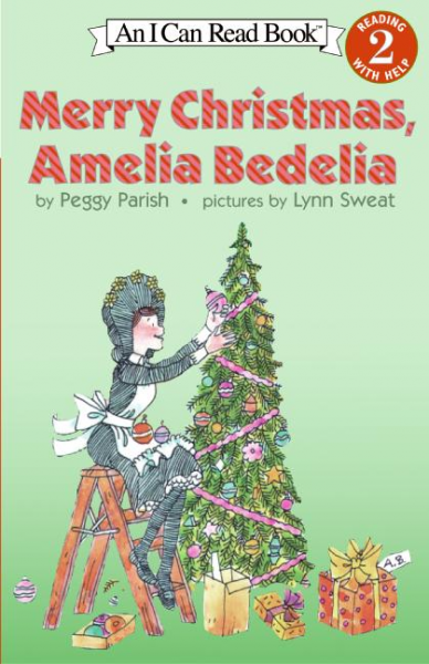 Merry Christmas, Amelia Bedelia  (Level 2) the funniest christmas joke book ever
