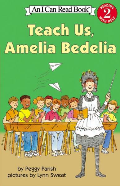 Teach Us, Amelia Bedelia (I Can Read Book 2), Зарубежная литература для детей  - купить со скидкой