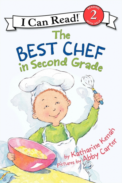 Best Chef in Second Grade  (Level 2) the mindful chef