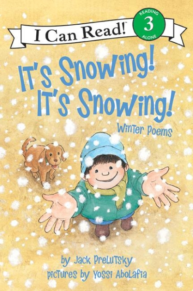 It's Snowing! It's Snowing!: Winter Poems  (Level 3)