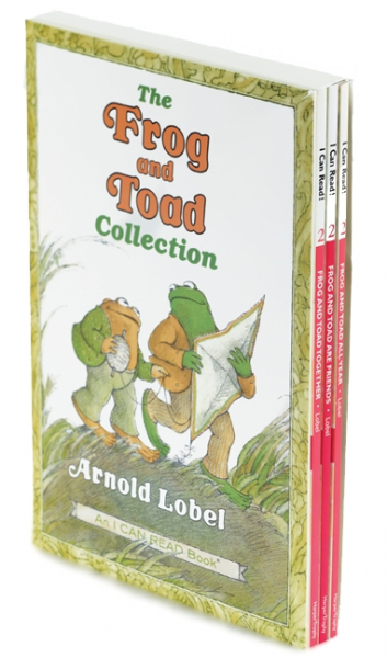 Frog and Toad Collection Box Set  (Level 2) some thoughts on the common toad