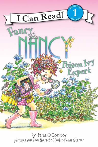 Fancy Nancy: Poison Ivy Expert (Level 1) gesimondo nancy materiality and interior construction