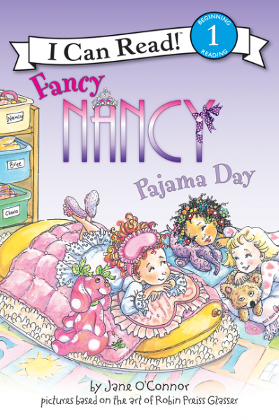 Fancy Nancy: Pajama Day: Level 1 outdoor mf 13 56mhz weigand 26 door access control rfid card reader with two led lights