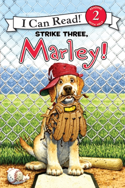 Marley: Strike Three, Marley!  (Level 2) гарнитура marley positive vibration em jh011 dn denim