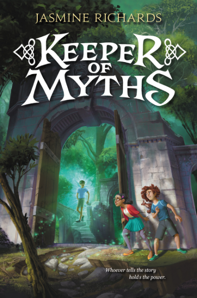Keeper of Myths sheldon s windmills of gods