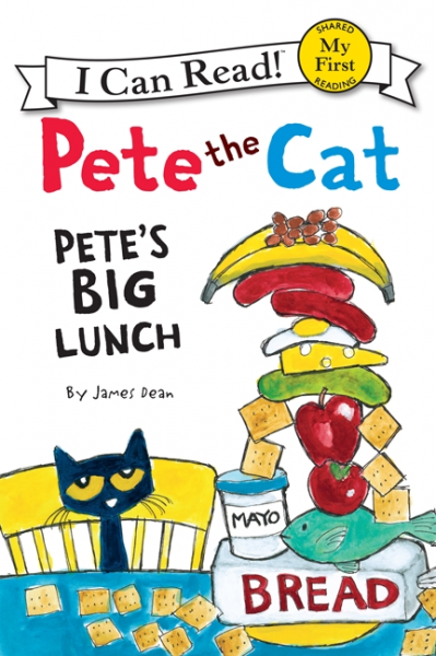 Pete the Cat: Pete's Big Lunch (My First I Can Read) pete townshend s classic quadrophenia live from the royal albert hall