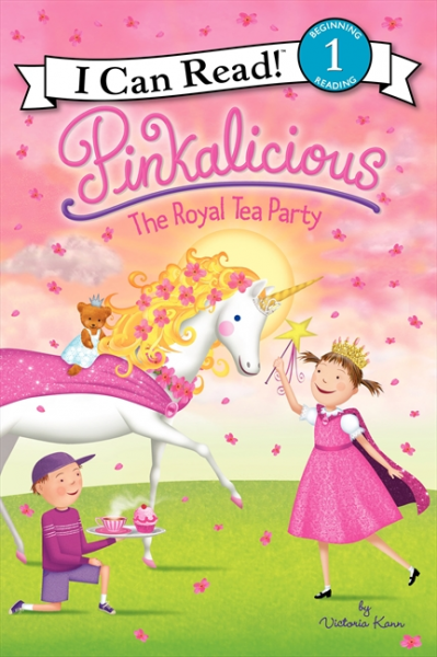 Pinkalicious: The Royal Tea Party  (Level 1) his royal whiskers