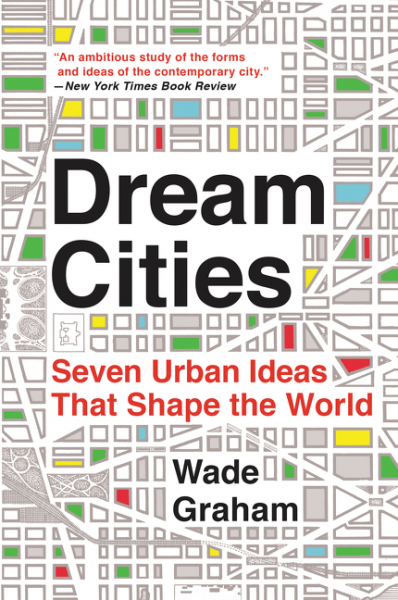 Dream Cities fantastic cities a coloring book of amazing places real and imagined