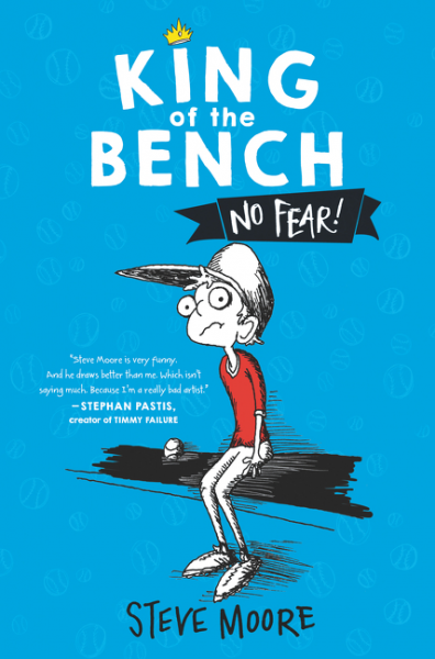 King of the Bench: No Fear! bleachers
