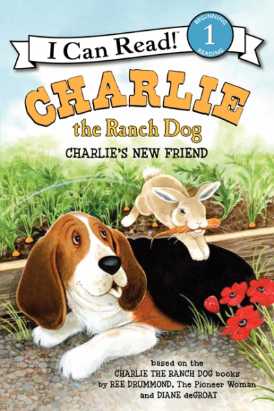 Charlie the Ranch Dog: Charlie's New Friend (Level 1) our mutual friend