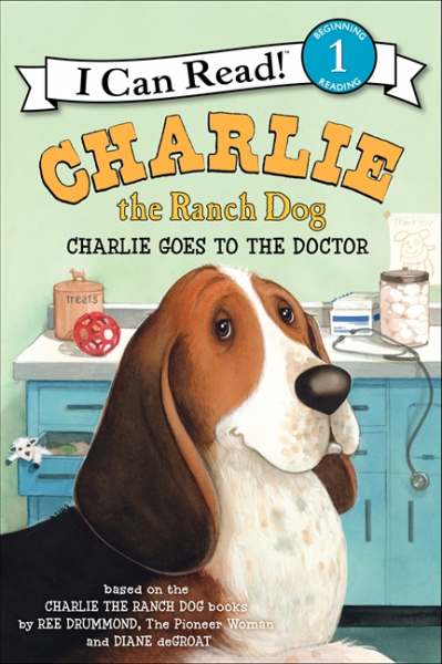 Charlie the Ranch Dog: Charlie Goes to the Doctor (Level 1) flat stanley goes camping level 2