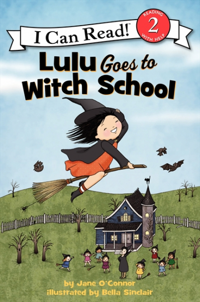 Lulu Goes to Witch School (Level 2) corduroy goes to school