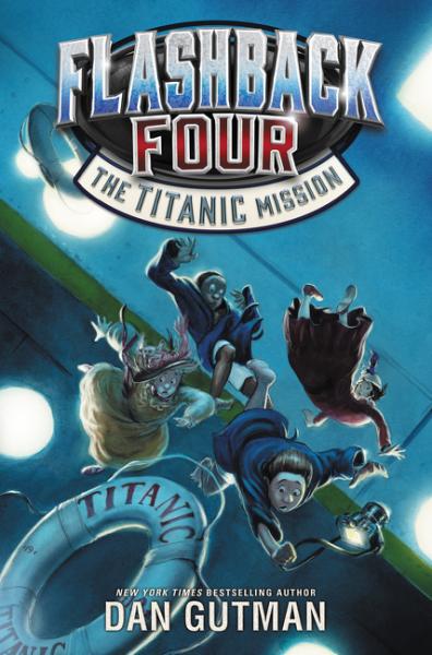 Flashback Four #2: The Titanic Mission тени в стике reglam оттенок 4263 flashback