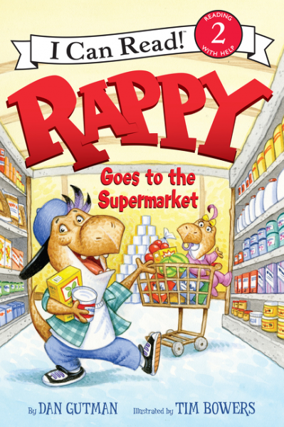 Rappy Goes to the Supermarket тетрадь на скрепке printio i want to write you a song one direction mitam