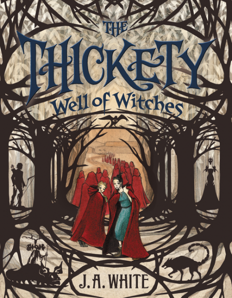 The Thickety #3: Well of Witches neil barrett футболка