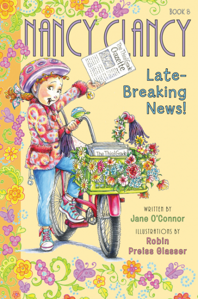 Fancy Nancy: Nancy Clancy, Late-Breaking News when will there be good news